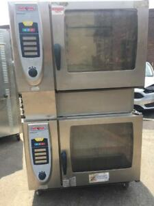 Rational SCC 62G Self Cooking Center Gas Combi Oven