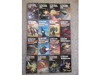 16 science fiction novels by E. E. 'Doc' Smith