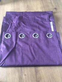 Aubergine / Purple Bedroom set