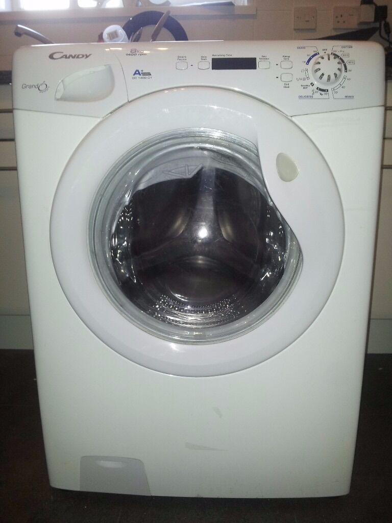 Candy 8kg Washing Machine In North Shields Tyne And Wear Gumtree