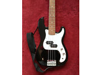 3/4 Bass guitar Gear 4 Music