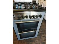 Kenwood dull fuel cooker top gas electric oven n grill nice n clean free delivery