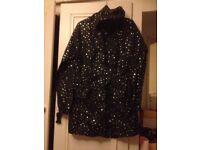 Size12 Rain coat