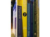 Books for Tourism management