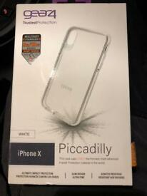 iPhone x gear 4 case