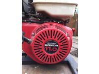 Honda GX340 petrol pressure washer