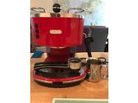 De'longhi espresso & cappuccino machine