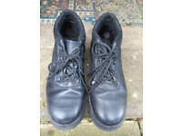 Safety Work Boots Steel Toe Cap Size 11/46 Mens