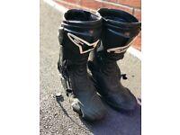 Alpinestars smx 2 boots