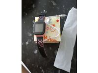 Girls gps tracker watch no need to worry where your child is