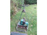 Suffolk Punch 43S Lawnwower for restoration.