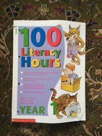 Year 1 Teaching Book - 100 Literacy Hours