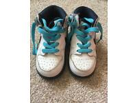 Children's Nike High Top trainers size 6