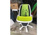 MAmas and papas loop high chair