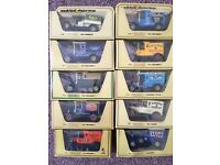 Matchbox models of yesteryear vintage Diecast Collectable model car classic die cast joblot Lledo