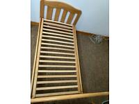 Kids single bed- good condition