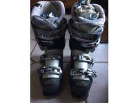 Grey Ski Boots(Size 37)