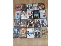 Large DVD bundle20 DVD's included