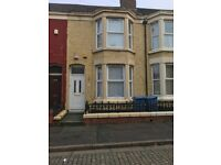3 bedroom house (unfurnished) £535 pcm near Liverpool City Centre