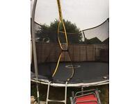 12ft trampoline free