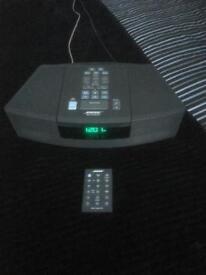 Bose CD and radio