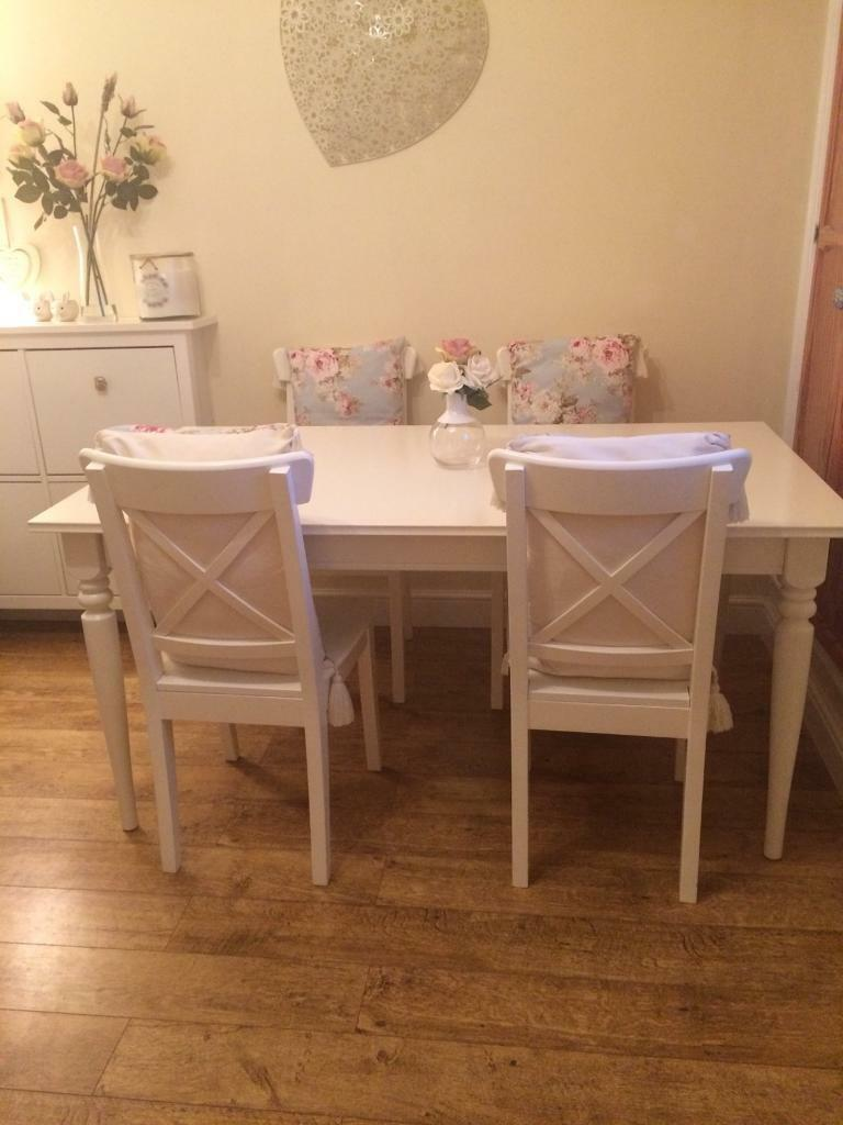 sports shoes 4e9bf e3db5 IKEA INGATORP DINING TABLE | in Durham, County Durham | Gumtree
