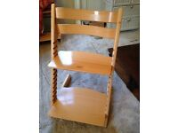 Stokke Tripp Trapp Chair for sale