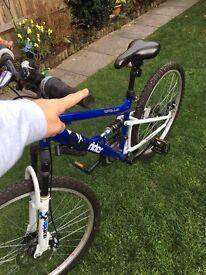 Apollo Outrider 14inch mountain bike