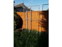 Mesh Dog kennel panels
