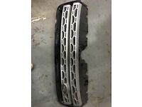 LAND ROVER L550 DISCOVERY SPORT 2015 UPPER FRONT BUMPER GRILLE