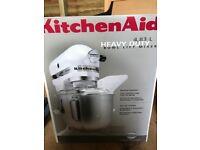 KitchenAid 4.8L Heavy Duty Bowl Lift Mixer