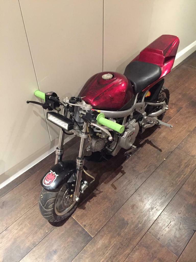 90cc Semi Auto Mini Bike Need Gone Asap In Westminster London