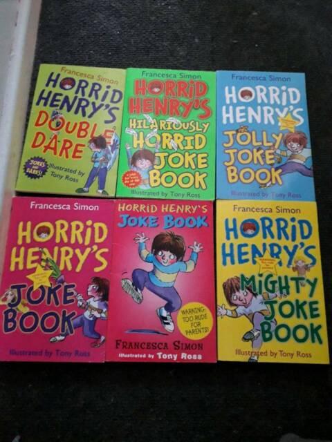 Horrid Henry joke books   in Norwich, Norfolk   Gumtree