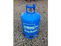 15kg Butane Calor gas bottle.