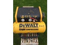 DeWalt D55155 Air compressor 110v 8bar