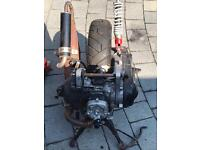 moped engine project speedfight 3 engine