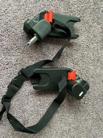 Baby Jogger Multi Car Seat Adaptors Mini, GT,Elite,Summit Black