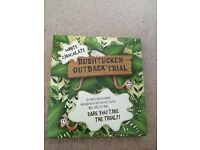 Bushtucker outback trial game