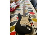 Signed The Killers Guitar