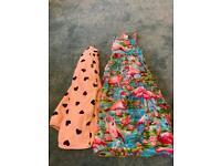 Age 4 dress and zippy