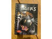 Tigers DVD book