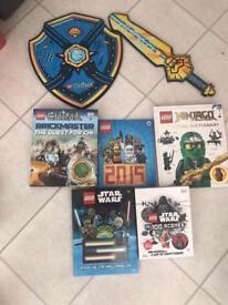 Lego items