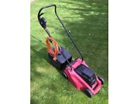 Sovereign 1200w electric lawn mower