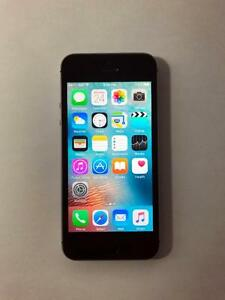 BELL / VIRGIN Space Grey 32GB iPhone 5S (A Condition)