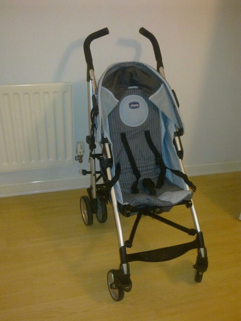 Pushchair, stroller Chicco Litewayin Kennington, KentGumtree - Used Chicco Liteway stroller/pushchair . Still in good condition after one child. Selling for £20