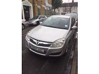EXCELANT 2007 Vauxhall Astra 1.8 i 16v Life 5dr Automatic 1.8L VERY LOW MILLEGE... .