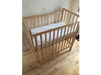 Small Baby Cot