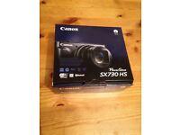 New Canon PowerShot SX730 HS Retail £320