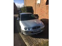 Rover 25. Quick sale for repair - too good for parts.