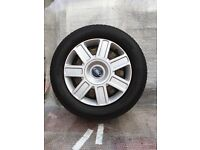 2012 ford galaxy Michelin tyres all most new £165